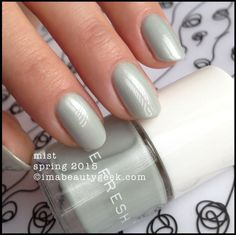 Joe Fresh Mist  - Spring 2015. Click on thru for collection swatches!