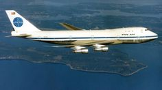 Pan Am and the Boeing 747. Synonymous for 45 years.