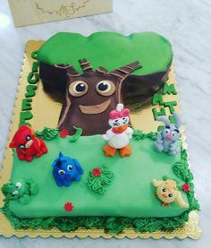 Torta Minicuccioli