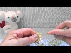 Tutorial - Aumento e Diminuição Invisível Amigurumi (Vídeo 2) - YouTube