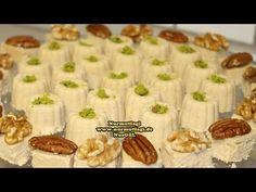 10 dakikada Nefis Bir Limonlu Pişmeyen Pasta Tarifi-Bera Tatlidunyasi - YouTube