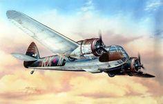 Bristol Blenheim Mk 1F