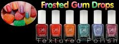 LOVE FOR LACQUER: ♥ JulieG Frosted Gumdrops GIVEAWAY!!!! ♥ Open International! 7 Days Remaining to Enter to Win! http://www.loveforlacquer.com/2013/04/julieg-frosted-gumdrops-giveaway-open.html?utm_source=feedburner_medium=email_campaign=Feed%3A+LoveForLacquer+%28Love+For+Lacquer%29