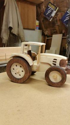 Fantastic Farm Tractor - ToymakingPlans.com Community Forums