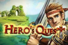 Heros Quest - Ein wahrhaft heroischer Spielautomat bietet sich in Form von Heros Quest, dem neuen Angebot von Merkur. Es handelt sich auch aufgrund der zahlreichen Effekte und Features, die darin integriert werden konnten. #HerosQuest https://www.spielautomaten-online.info/heros-quest/