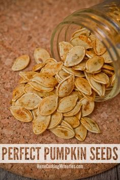 Don't throw those pumpkin seeds away after carving your jack-o-lantern! Here's how to make them into a deliciously healthy snack.