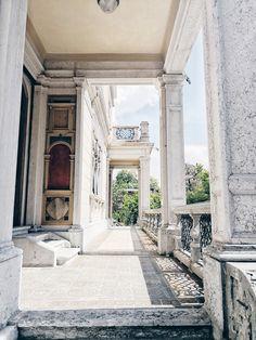 Villa Patumbah a Zurigo