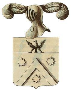 Agosti of Cremona family arms