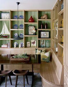 kitchen - modern - dining room - other metros -