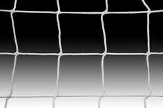 6 1/2H x 18 1/2W x 2D x 6 1/2B, 120mm mesh, 3mm Solid Braid Knotless - Goal Kick…