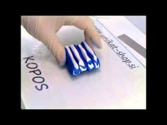 Polymer clay tutorial - how to make and use a polymer clay petal cane - YouTube