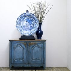 Painted Cabinet - Armoires / Cabinets - RLH Collection - Products - Ralph Lauren Home - RalphLaurenHome.com