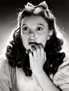 Judy Garland - my favorite Dorothy!   She was born (06/10/1922) she died at age 47 (6/22/1969)