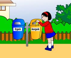 gambar tentang kebersihan lingkungan