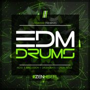 Where we pushed the boundaries with this EDM drum pack is the 75 ready to use drum beats (all bpm tagged), 25 super essential drum rolls for all your drops and some extra tasty drum fx just to add that programming master drum sparkle. http://www.producerspot.com/download-edm-drums-sample-pack-released-by-zenhiser
