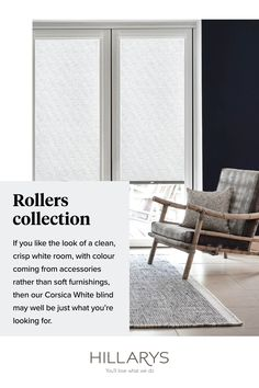 Create a powerful backdrop at your window with the Conscious Soot Roller blind. In a powdery dark grey fabric manufactured from 100% recycled polyester yarn originating from recycled PET polyester plastic bottles, part of our Conscious range delivering the same high quality performance blinds with a smaller environmental footprint. View more about this Roller blind and our Concious range.