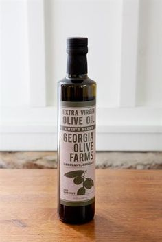 Georgia Olive Farms Olive Oil