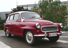 Skoda Octavia Combi 1965