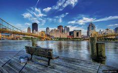 Pittsburgh Skyline HD Wallpapers