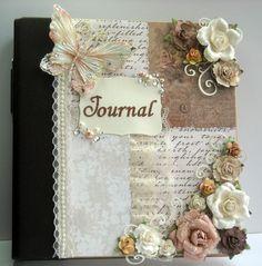 Vintage Journal Cover
