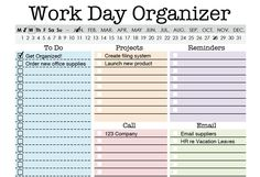 This Personal Organizer printable is designed to help you plan out your daily activities and stay organized!    Just circle the correct date(s) and then fill in the following sections:    - To Do    - Daily Goals    - Contact    - Eat (Meal Planner, including a way to keep track of water intake)    - Clean    - Buy    - Schedule    - Notes    In addition to having a fun, simple, and modern design, I tried to make sure that this organizing worksheet is:    1. User friendly    2. Printable AND…