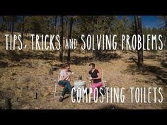 How to Prep and Dump a Composting Toilet | Composting toilet, Toilet ...