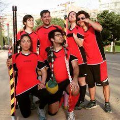 Jugger in Barcelona
