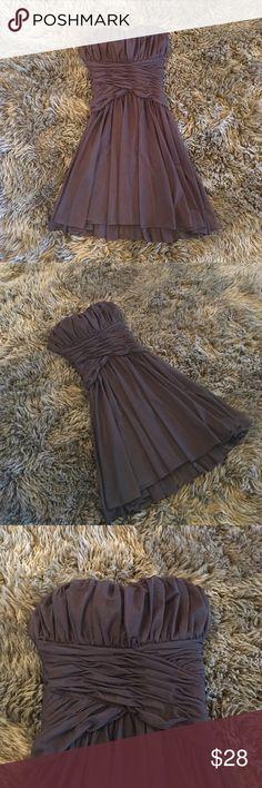 Arden B Brown Dress Beautiful Arden B brown dress. 3/4 length close to knees. Very nice!! Arden B Dresses Midi