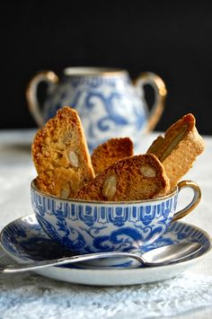 A Cup of Biscotti