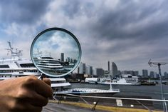 Glassporthole: Photo Series by Takashi Kitajima | Inspiration Grid | Design Inspiration