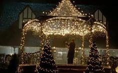 Gazebo from Twilight, I want this look if there is a gazebo where I have my wedding