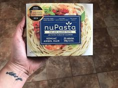"(@fuelyourfirefitness) on Instagram: "". Testing this out tonight. Have you tried it? . . . #nupasta #pasta #lowcarb #glutenfree…"""