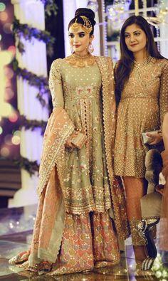 Fashion Tips Color .Fashion Tips Color Pakistani Bridal Couture, Pakistani Wedding Outfits, Indian Bridal Outfits, Indian Designer Outfits, Pakistani Dresses, Indian Dresses, Bridal Mehndi Dresses, Walima Dress, Shadi Dresses