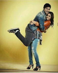 Haa bol na Safina Bollywood Couples, Bollywood Actors, Bollywood Celebrities, Cutest Couple Ever, Best Couple, Beautiful Indian Actress, Beautiful Actresses, Varun Dhawan Photos, Humpty Sharma Ki Dulhania