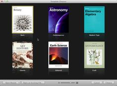 Apple's iBooks Author: the iTunes of self-publishing apps? | Ars Technica