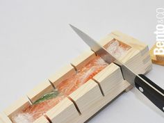 Amazon Com Plastic Sushi Mold 154085 Kitchen Dining Sushi