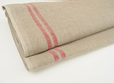 french linen...wish I had brought every bit of this I found in Europe!