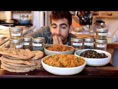 (62) The #1 Cuisine to Master if You're a Vegetarian - YouTube