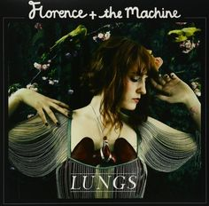 Florence and the Machine- Lungs Vinyl Record