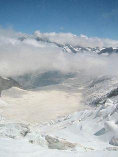 Jungfrau Aletschgletscher, Swiss by HN