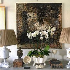 Contemporary art vignette - William McClure