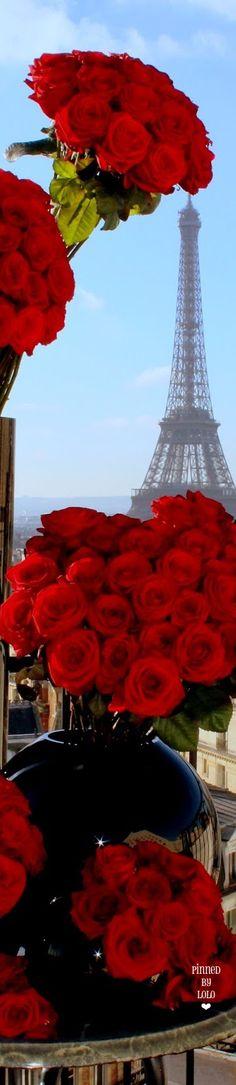 Valentine Romance in Paris-Four Seasons George V
