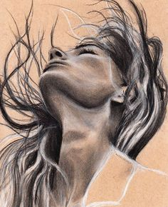 Freedom artwork, charcoal sketch, charcoal art, charcoal drawings, pencil a Charcoal Sketch, Charcoal Art, Charcoal Drawings, Pencil Art Drawings, Art Drawings Sketches, Drawing Faces, Arte Sketchbook, Face Art, Art Faces