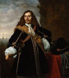 Bartholomeus van der Helst - Portret van kapitein Gideon de Wildt