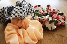 It's easier than you think to make your own scrunchies, especially with my step by step guide. Enjoy!