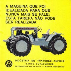 ANFÍBIO | Lexicar Brasil Amphibious Vehicle, Tractors, Monster Trucks, Vehicles, Antique, Brazil, Amphibians, Style, Car