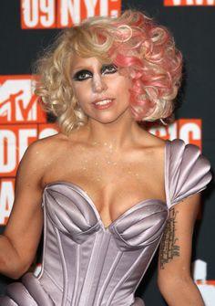 Lady Gaga's fun, funky, just plain bad and wacky hairstyles!
