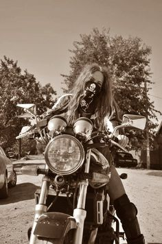 ...#women #motorcycles