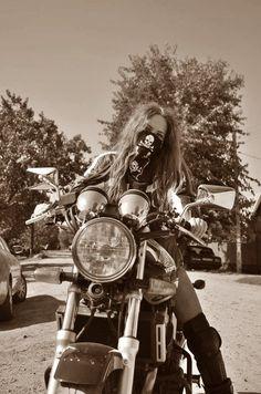 ...#women #motorcycles