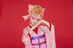 Kyary Pamyu Pamyu, Japanese Street Fashion, Princess Zelda, Disney Princess, Harajuku Fashion, Colorful Fashion, Pretty People, Sailor Moon, Sculpting